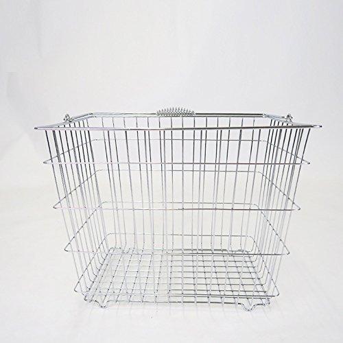 HAKKU Hair Iron Posh Living Wire Basket L 905601, Medium, Clear