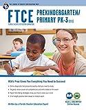#4: FTCE PK/Primary Pk-3 Book + Online (FTCE Teacher Certification Test Prep)