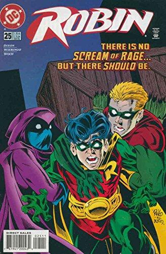 Robin #25 FN ; DC comic book