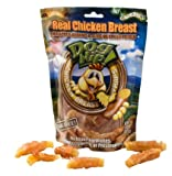 Free Range Chicken Breast Wraps w/ Sweet Potato Dog Chew Treats (Pack of 6), My Pet Supplies