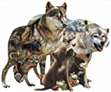 Wolf Jigsaws