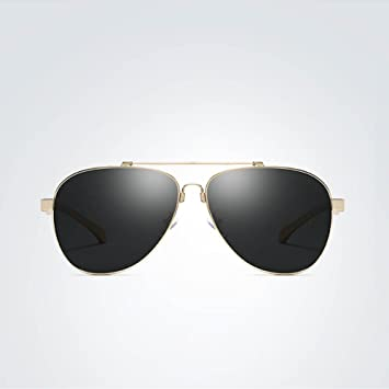 RPFU Gafas De Sol Polarizadas De Aluminio De Las Gafas De Magnesio De Las Gafas De