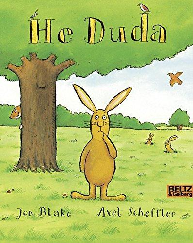 He Duda: Vierfarbiges Bilderbuch (MINIMAX)