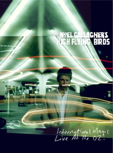 Noel Gallagher's High Flying Birds - International Magic Live At 02 (2DVDS+CD) [Japan DVD] UIBY-75014