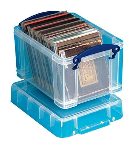 Really Useful 3.0 Liter Box, Clear