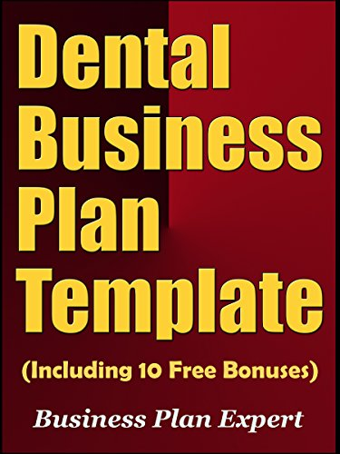 Amazon dental business plan template including 10 free bonuses dental business plan template including 10 free bonuses by business plan expert business accmission Images