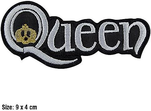 Patch Queen Freddie Mercury Embroidered Iron On Patch Küche Haushalt