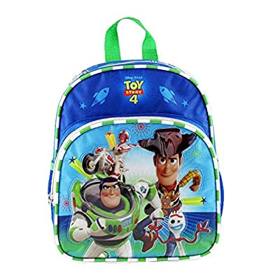 Toy Story 4 10 inch Mini Backpack - Toy Action A17089 | Kids' Backpacks