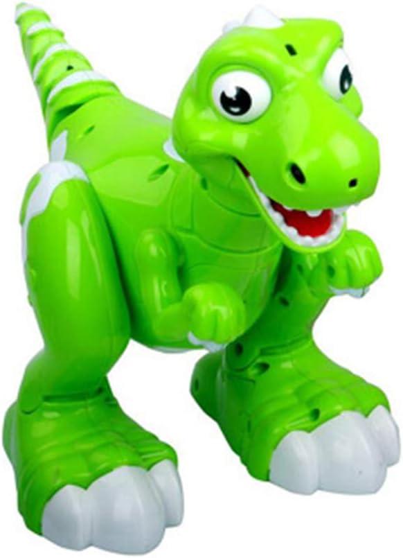 ZSHXF Juguetes electrónicos RC Dinosaurio Teledirigido Dragón Inteligente Robot Teledirigido con Luces, Sonidos y Efecto de Electrónico Multifuncional