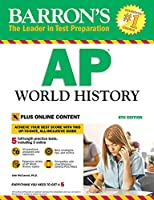 AP World History: With Online Tests (Barron's Test Prep)