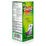 Zyrtec 24 Hr Children's Allergy Syrup with