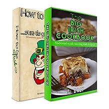 IRISH: How To Be Irish + The Big Irish Cookbook
