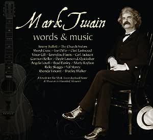 Mark Twain Words and Music