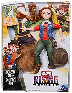 Marvel Rising Squirrel Girl Deluxe Target Exclusive