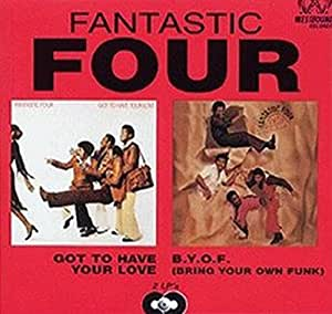 Got to Have Your Love / Bring Your Own Funk