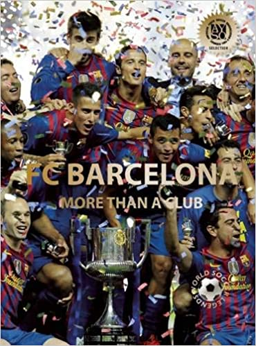 eebc2b438 FC Barcelona  More than a Club (World Soccer Legends)  Illugi Jökulsson   9780789211583  Amazon.com  Books