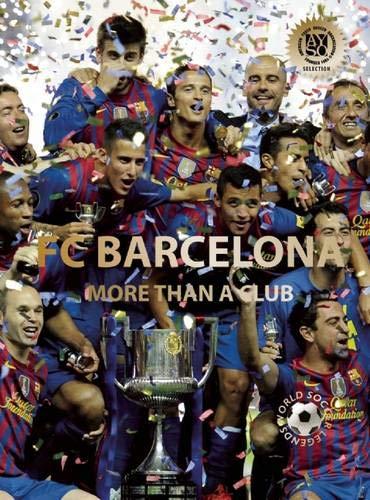 fc barcelona more than a club world soccer legends jokulsson illugi 9780789211583 amazon com books fc barcelona more than a club world