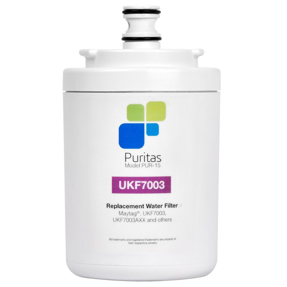 Made in the USA, UKF7003 Replacement Water Filter by Puritas (PUR-15)