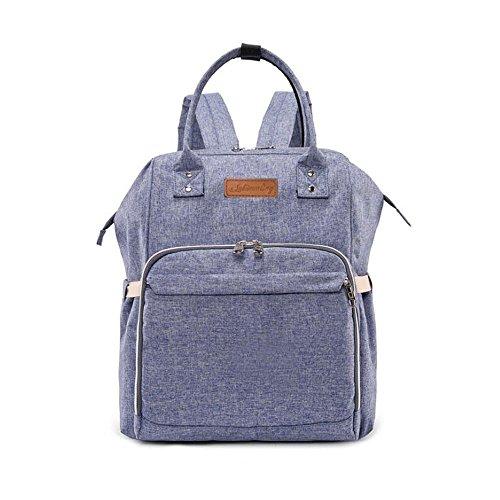 Price comparison product image Fanova Mummy Maternity Nappy Bag Large Capacity Baby Bag Travel Backpack Desinger Nursing Bag for Baby Care