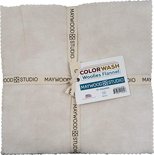 Maywood Studio Woolies Flannel Color Wash 10