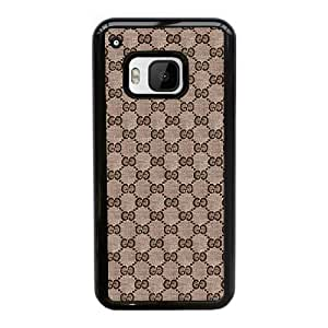 Gucci Logo For HTC One M9 Custom Cell Phone Case Cover 99UI960177