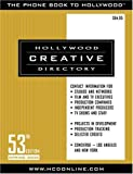 img - for Hollywood Creative Directory, 53rd Edition book / textbook / text book