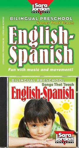 Canada Only Cd - Bilingual Preschool: English-Spanish CD/book kit (English and Spanish Edition)