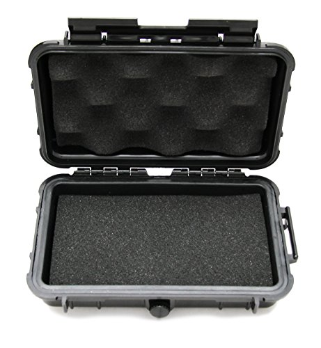 CASEMATIX Waterproof Thermal Imager Case Fits Seek Thermal Reveal Handheld Thermal Imaging Camera and Charge Cable ; Holds Seek Thermal REVEAL, REVEALXR, REVEALPRO and ()