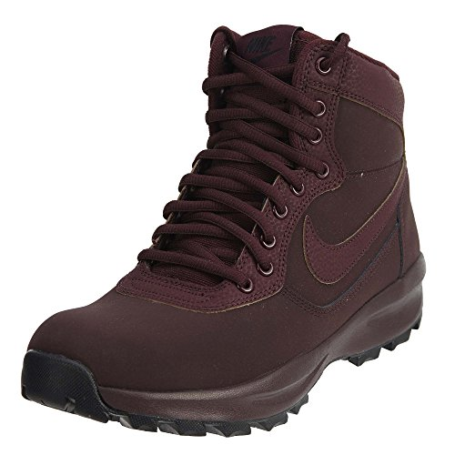 Nike Mens Manoadome Boot Djupt Vinröda / Djup Bourgogne-svart