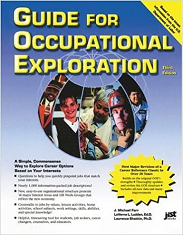 Book Guide for Occupational Exploration