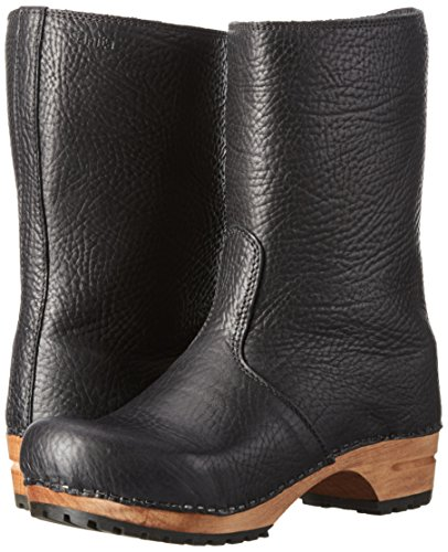 Women''s black Puk Black Sanita Schwarz Boots Ankle 2 fdaqnTx