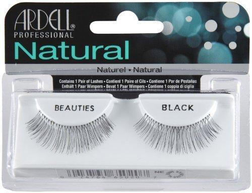 9a615505a80 Amazon.com : Ardell Invisiband Lashes, Beauties Black, 1 Pair : Fake  Eyelashes And Adhesives : Beauty