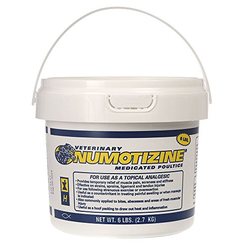Hobart Labs Numotizine Medicated Poultice 6lb