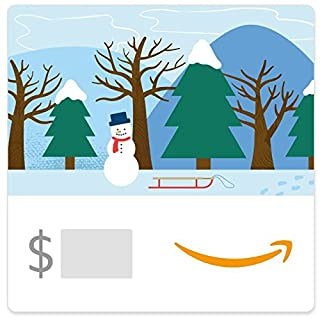 Amazon eGift Card - Winter Scene (B01LZA7CHB) | Amazon price tracker / tracking, Amazon price history charts, Amazon price watches, Amazon price drop alerts