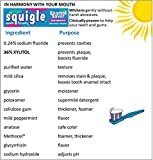 Squigle Enamel Saver Toothpaste, Canker Sore
