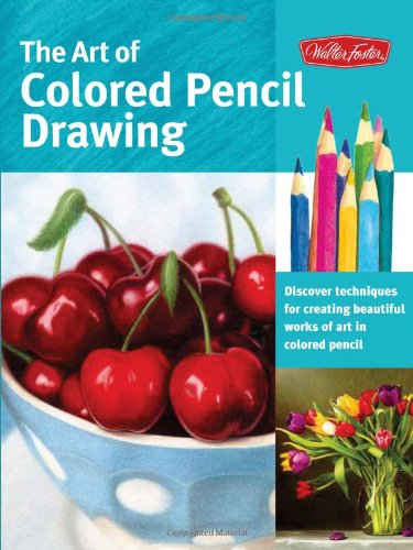 Art Colored Pencil Drawing Techniques product image