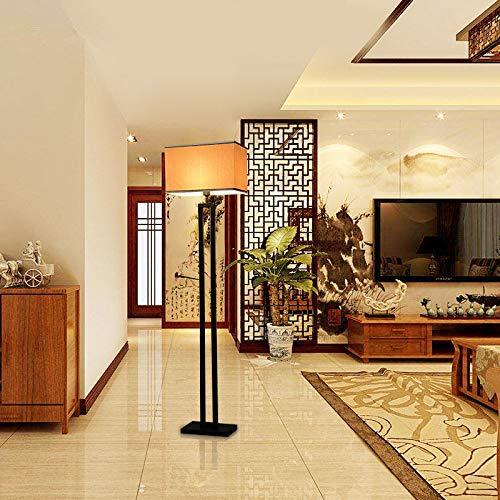 YZUEYT 中国のフロアランプリビングクリエイティブシンプルなレトロ古典的な研究寝室創造的な鉄垂直テーブルランプ YZUEYT   B07PZ2NV2P
