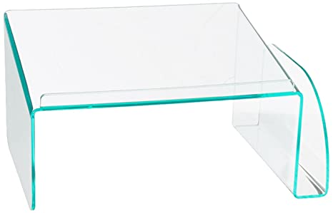 clear office desk. Lorell Phone Stand, Clear/Green Clear Office Desk