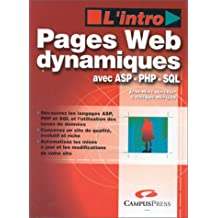 Creation pages web dynamiques intro
