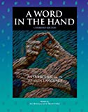A Word in the Hand, Combined, Jane Kitterman and S. Harold Collins, 1930820607