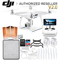 DJI Phantom 4 Pro+ PLUS V2.0/Version 2.0 Quadcopter Essential Flyer Bundle