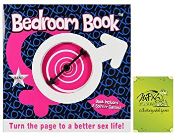 Lovely Bedroom Book, Adult Game For Couples And Lovers, Bundle
