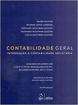 Contabilidade Geral: Introdução À Contabilidade Societária