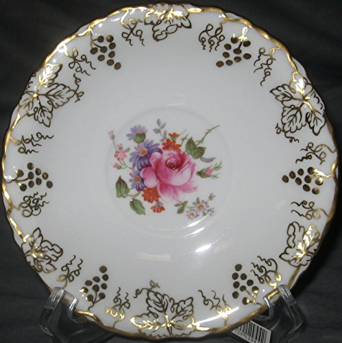 Royal Crown Derby Replacements (Royal Crown Derby Vine - Posie Center Saucer Only)