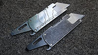 EDC Multi Pocket Tools Tactical SlimCut Utility Knife Lock Bottle Opener keytool