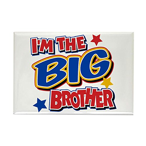 Rectangle Magnet I'm The Big Brother