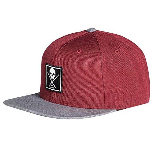 Sullen Clothing - Gorra de béisbol - para hombre Rojo rojo Talla única