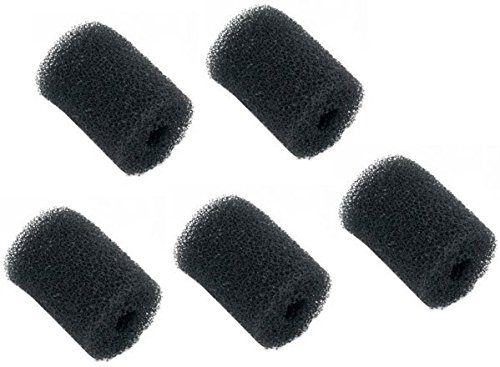 Polaris 91003105 Set of 5 Tail Hose Cleaner Scrubber Replacement (The Pool Sweeper compare prices)