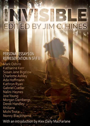 invisible personal essays on representation in sf f kindle  invisible personal essays on representation in sf f by oshiro mark