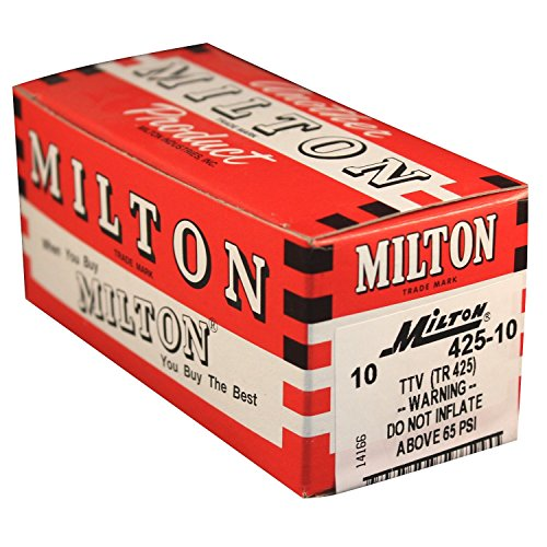 Milton 425-10 2'' Tubeless Tire Valve - Box of 10 by Milton Industries (Image #1)